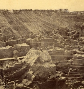 Kimberley Mine October 1873