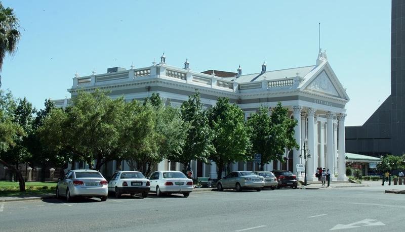 City Hall Today