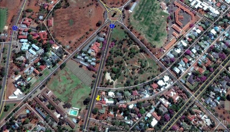 Memorial Road Area Current